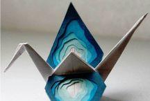 grulla origami