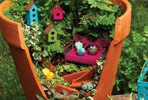Ute / Idéer til hagen mot sommeren