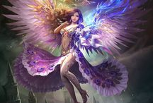 League of My Angel