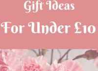 Gift Ideas / Affordable gift ideas for everyone.
