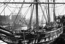 Cutty Sark + Tall ships