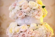 Scrumptious, Beautiful Wedding Cakes / Beautiful and unique wedding cakes