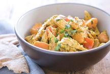 Soup/Stews/Chili/Chowder / by Najla Losch