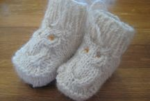 owl baby boots