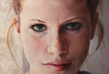 Art Portraits 6 / by Evva Gilkeson