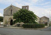 Eglises romanes de Charente Maritime / Art Roman
