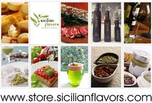 Sicilian Flavors / High quality products! Directly from farm to table!