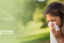 Allergies and Hayfever / Allergies and hayfever is more prevalent from the spring onwards until october. The symptoms of hayfever and allergies can vary from individual sufferers. Symptoms of allergy and hayfever include:  Treatment for hayfever and allergy is by either using antihistamine tablets cetirizine, loratadine,levoloratadine fexofenadine levocetirizine Nasal sprays Nasacort nasal spray beconase nasal spray dyamist nasal spray nasonex nasal spray rynacrom nasal spray
