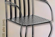 Rustic stoelen