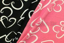 Fabrics to sew