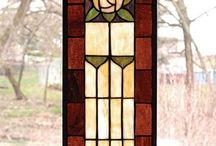 stained glass patterns art deco