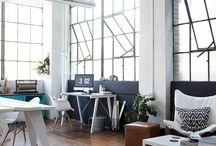 Atelier & bureau / Workspaces Offices, studios, workshop Bureaux, ateliers