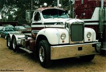 big old rigs