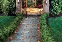Garden illumination