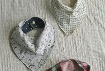 bibs and bandanas