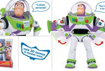 TOY STORY TALKING FIGURES / Thinkwaytoys Toy Collection of the Toy Story Talking Figures. Available in all mayor retail outlets