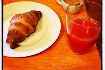Sweet breakfast / Colazione con gusto....