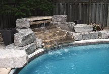 RenaissanceLandscaping.ca / The Deck Store offers full service delivery with our flat bed truck and Moffett. We can place your materials where you want without damaging the product or your property. Our service is prompt and our driver is courteous and professional. Fill Delivery Quotes form or call today for competitive rates: 866-618-4154 / 905-337-7707 / by Outdoor Spaces to Live & Love