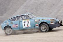 Citroën DS racing