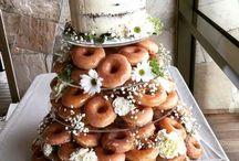Fun Wedding Cakes
