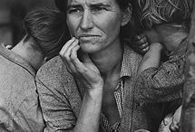 Dorothea Lange Photography / by Amy Taylor