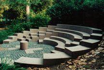 amfiteatru in aer liber