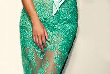 Green like emerald