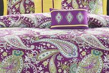 Purple Comforter and Bedding Sets