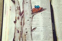 Bible Journaling - Ezekiel
