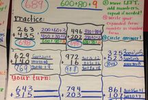 Use place value to add/sub- topic 3 / by Erin Kinney