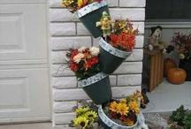 Ideals for fall / by Linda Damesworth Walker