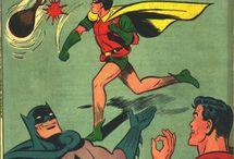 Boxing -- Comics / by GCD Grand Comics Database