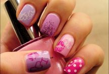 Pretty Nails / by Janice Iwamoto