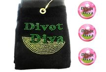 Golf Towel Sets (with Golf Balls or Ball Marker)