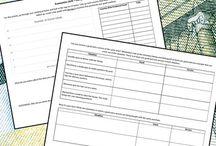 Social Studies: Economics / Economics lesson ideas for Intermediate and Upper Elementary Teachers, Educators, and Students
