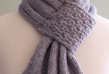 Scarves - Knitting
