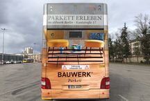 Bauwerk on the road