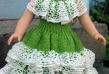 Knitted American Girl Clothes Patterns