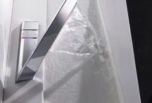 Sierra Özel Tasarım Lavabolar / %100 Solid Surface Akrilik Malzemelerden üretilerek tasarlanmış Anti-Bakteriyel Masif ürünlerdir.