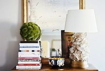 home: vignette and styling inspiration / by Sandra Fleming