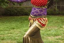 Crochet for Belly Dancers