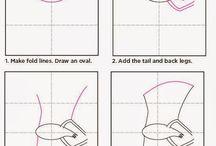Hogyan rajzolj..... How to draw.....