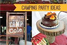 Camping deco ideas