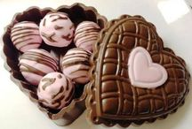 Chocolate Art ღ / Chocolate ღ