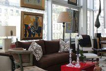 Manhattan Interior Design Project VII: Eric Cohler Design / Manhattan Interior Design Project VII: Eric Cohler Design #InteriorDesign #NYC #EricCohler #ECD #mixmaster #manhattan #style #design
