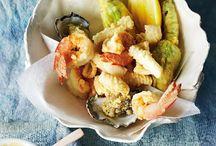 Seafood ideas fast