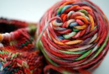 yarn & thread / by Sonia