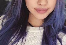 fryzury kolory