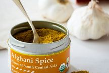TTS Co. - Afghani Spice / Afghani Spice is created fro the spices commonly used in the cuisine of South Central Asia. It is a very flavorful and complex blend of spices, reminiscent of an Indian curry, but without the chili pepper heat popular in Southern and Eastern Asia.
