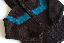 knitting for the kids